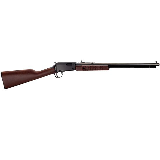 HENRY H003T PUMP ACTION OCTAGON 20IN 22LR