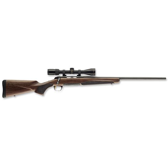 Browning X Bolt 223 scope mounted