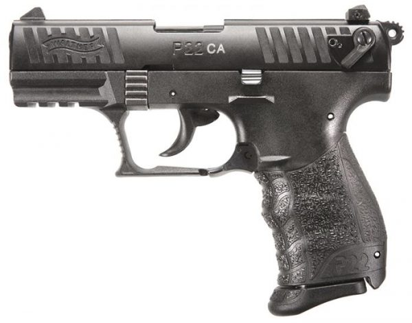 Walther's P22 CA