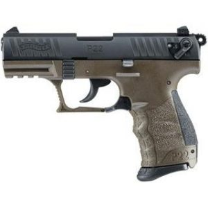 Walther P22 Military